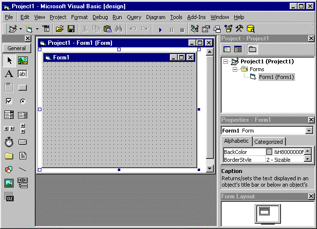3 1 Creating Your First Visual Basic COBOL Application