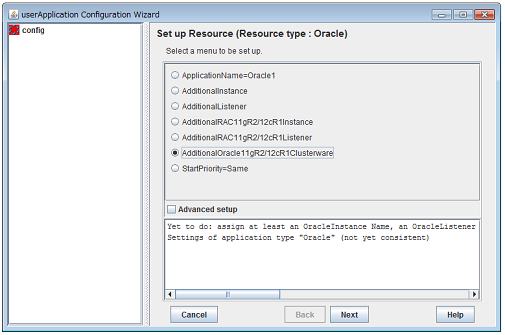 2 3 4 userApplication with Oracle Clusterware